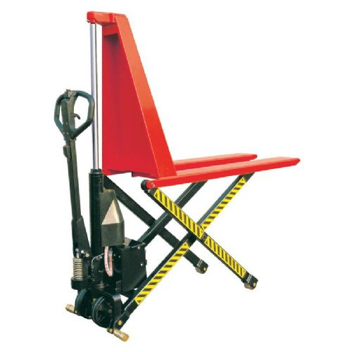 Electric High Lift Pallet Trucks <br  />Capacity: 1000kg